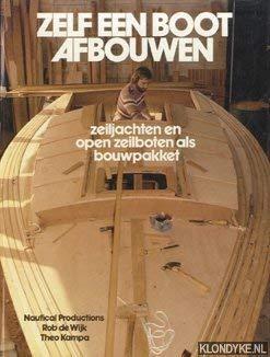 Zelf een boot afbouwen. Zeiljachten en open zeilboten als bouwpakket