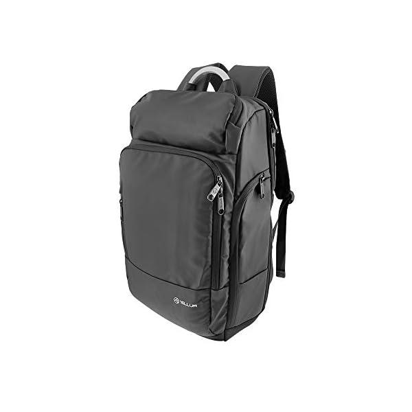 """41rV3jNbSXL. SS600  - Tellur 17.3"""" Notebook Backpack Business L, USB Port, Black"""
