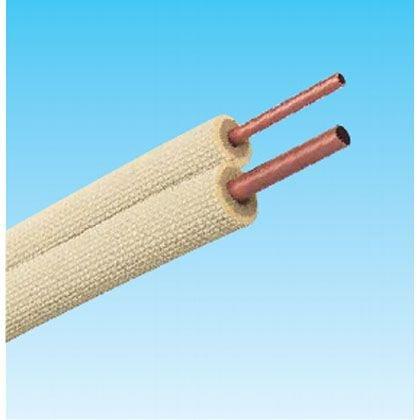 オーケー器材 銅管(被覆冷媒配管) ペアコイル K-HP23E