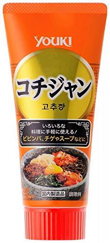 ユウキ食品 コチジャン チューブ 100g×10本入