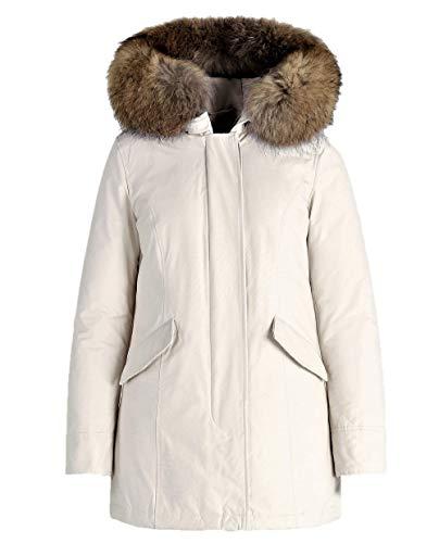 Woolrich W'S Arctic Parka Fr donna -ARW Arctic White-M