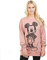 Disney Mickey Forward Sketch Sudadera para Mujer