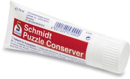 Schmidt Spiele 57999 - Puzzle Conserver für 2000 Teile Puzzle, 1 Tube