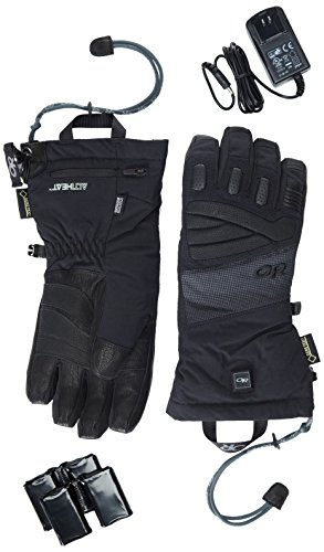 Outdoor Research Lucent Heated Gloves...