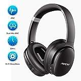 Noise Cancelling Kopfhörer (ANC), Mpow H10 Bluetooth Kopfhörer Over Ear mit Verbesserte...