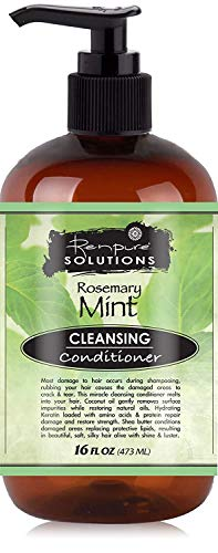 Renpure Solutions Cleansing Conditioner Rosemary Mint, 16 Ounce