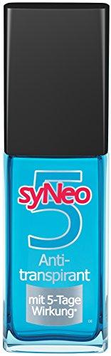 syNeo 5 Anti-Transpirant MAN Pumpspray für Männer, Deo-Spray gegen starkes Schwitzen für Herren, 1er Pack (1 x 30 ml)