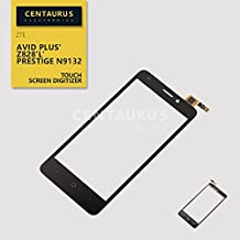 Replacement for ZTE Avid Plus Z828 Z828L Prestige N9132 Touch Screen Digitizer Lens Glass Replacement Part Black US