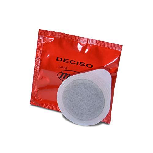 Caffè Moca Cialde ESE 44 mm Deciso Carta Filtro Compostabile - 50 Cialde