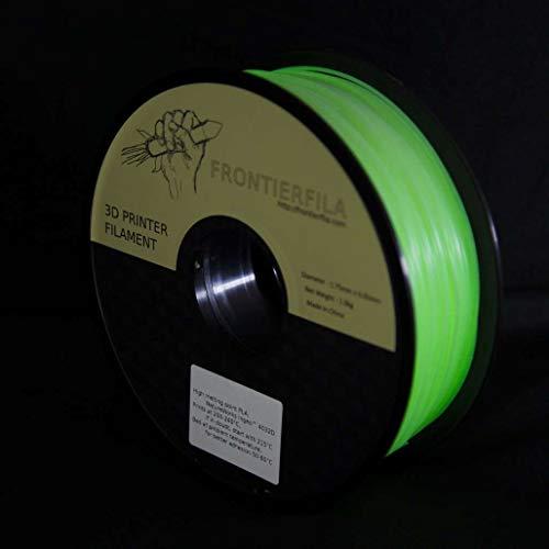 PLA 1kg di 1,75 mm Fluorescente - Filamento stampante 3D - FrontierFila