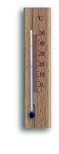 TFA 12.1032.05–Thermometer Innen-Holz