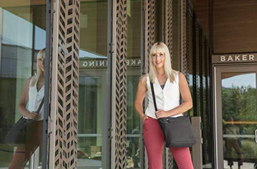 Travelon: Anti-Theft Metro Crossbody Bag – Navy Heather