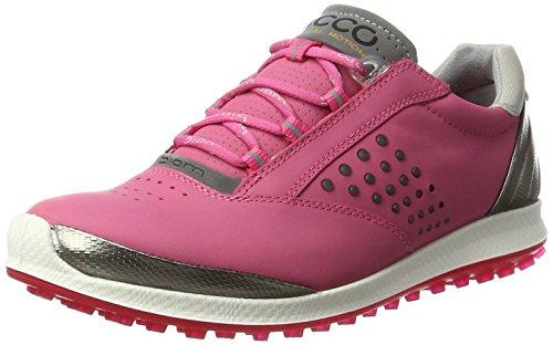 ECCO Damen Women's Golf Biom HYBRID 2 Golfschuhe, Pink (50433FANDANGO/BEETROOT), 38 EU