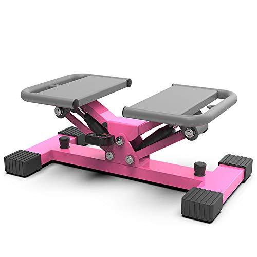 ZKORN Mini Stepper, Steppers Máquinas de Ejercicio Máquina para Bajar de Peso Equipo de Gimnasio en casa Dormitorio Sala de Estar Pedal de Ejercicio Saludable Adecuado para Adelgazar