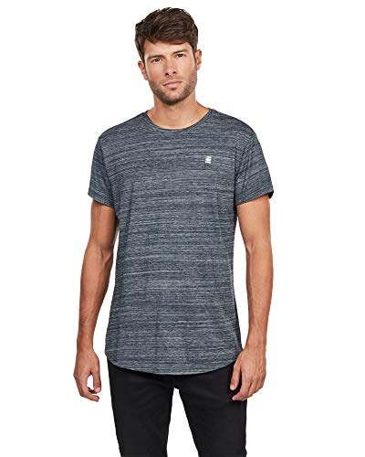 G-STAR RAW Starkon Loose Camiseta, Azul (Legion Blue 862), X-Small para Hombre