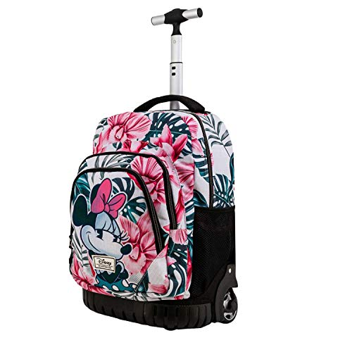Karactermania Minni Mouse Paradise-Zaino Trolley Travel GTS, Multicolour