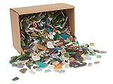 Creativ Company–Mosaico, misura da 8–20mm, colori assortiti, 2kg