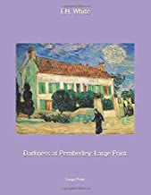 Darkness at Pemberley: Large Print