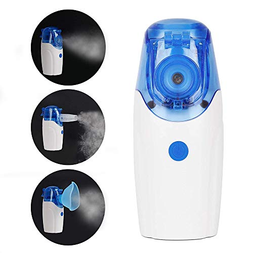 HYQL Portable Inhaler, Handheld Steam Atomiser, for Adults and Children...