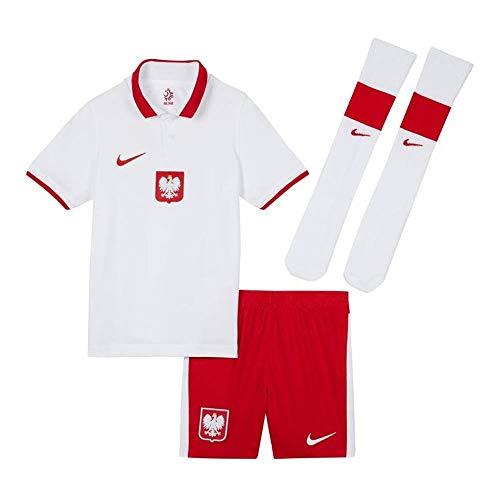 Nike 2020-2021 Polonia Home Mini Kit