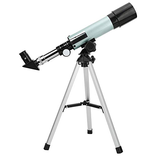 Dilwe Télescope en métal, monoculaire extérieur avec Support de revêtement de Transmission Petit télescope astronomique Professionnel