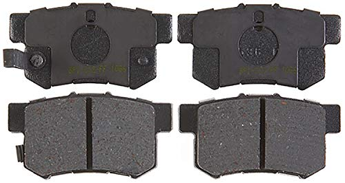 ACDelco 14D536CH Advantage Ceramic Rear Disc Brake Pad Set