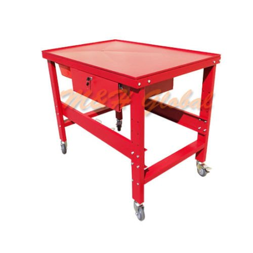 Mechanic Tear Down Work Bench Table 1000LB Capacity