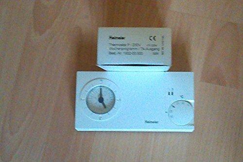 TA Heimeier 1932-00.500 Raum-Thermostat P für EMO T/-Tec, 230 V