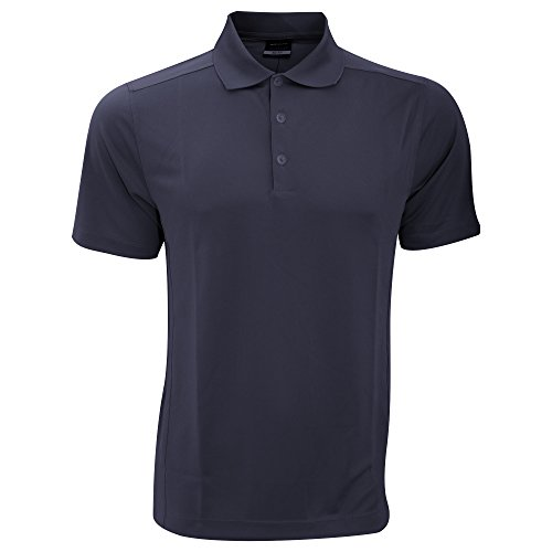 NIKE - Polo de Deporte/Deportivo Modelo Dry-Fit para Hombre/Caballero - Verano/Vacaciones/Deporte/Ejercicio (2XL) (Azul Marino College)