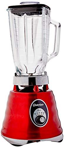 Liquidificador Osterizer Clássico, Vermelho, 110v, Oster
