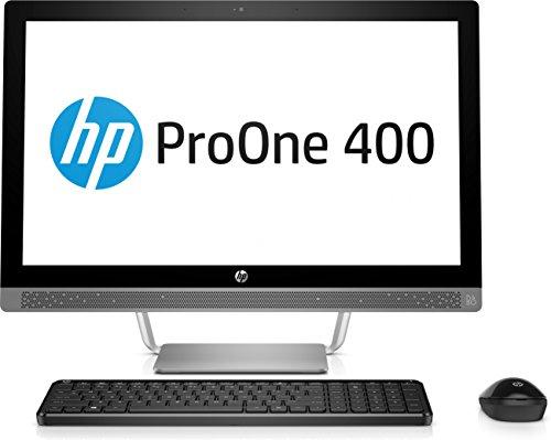 HP ProOne 440 G3 All-in-One-PC 60,45cm (23,8) IPS-Display Intel Core i3-7100T, 8GB RAM, 256GB SSD, Win10 Pro