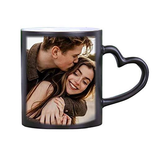Tazze personalizzate con foto che cambiano il calore tazza magica tazza di caffè tazza di tè - personalizzato stampato foto fai da te regalo di compleanno