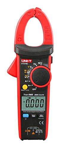 UNI-T UT216C 600A True RMS Zangenmultimeter Auto Range/Frequenz