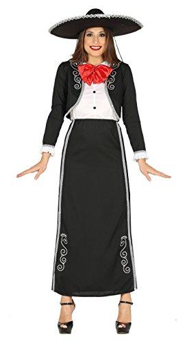 Guirca- Disfraz adulta mariachi, Talla 38-40 (88248.0) , color/modelo surtido