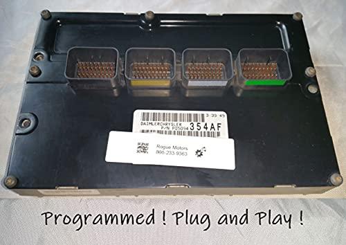 05094354AF Programmed Engine computer control module Fits 2007 Jeep Dodge 4.7 ECM ECU PCM