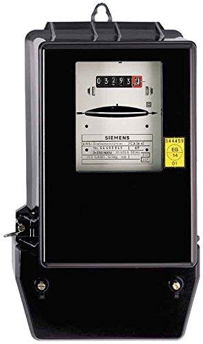 NZR Drehstromzähler 10020215 geeicht,10(60) A Elektrizitätszähler 4048652001408