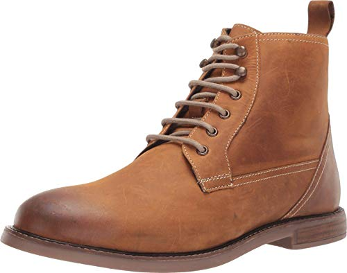 Ben Sherman Herren Birk Plain Toe Boot Oxford, braun (tan), 42 EU