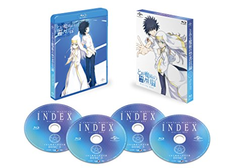 とある魔術の禁書目録 Blu-ray BOX スペシャルプライス版
