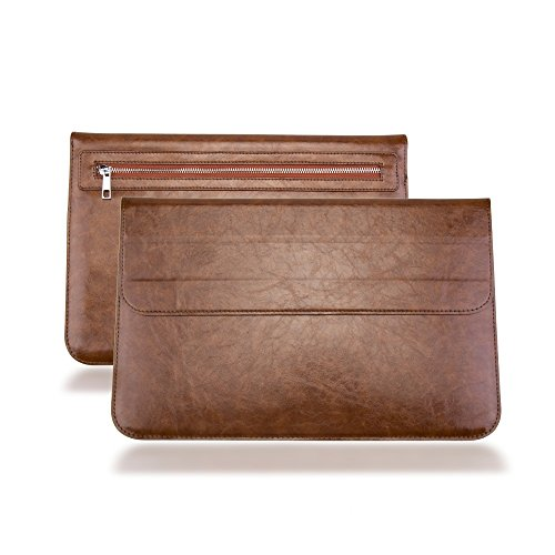 IUNION Leather Sleeve for MacBook Pro