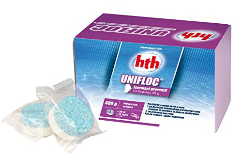HTH Unifloc Pastilles 40g