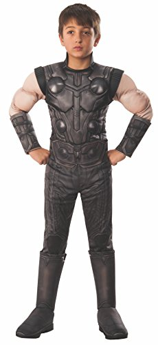 Rubie`s ufficiale Avengers infinity Wars Thor, Deluxe child costume