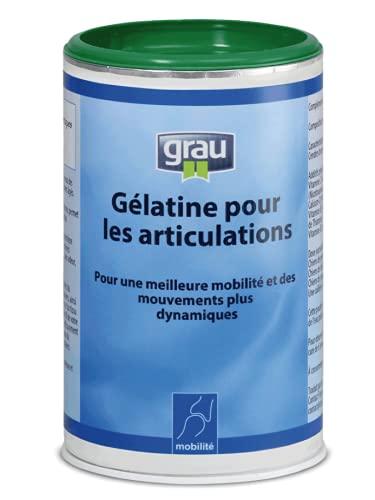 Gélatine à la biotine pour améliorer la mobilité 200 g