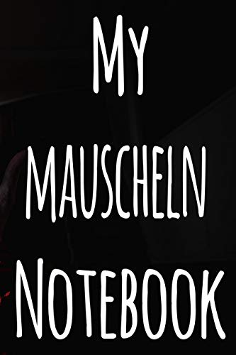 My Mauscheln Notebook: The perfect gift for the fan of gambling in your life - 365 page custom made journal!
