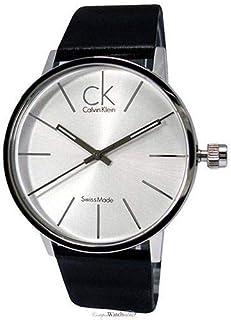 كالفن كلاين K7621192 بوست مينيمال للجنسين ( ساعة آنالوج، رسمي )
