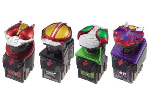 Bandai FR SAS Kamen Rider Fourze - Legend Rider Switch Set 03