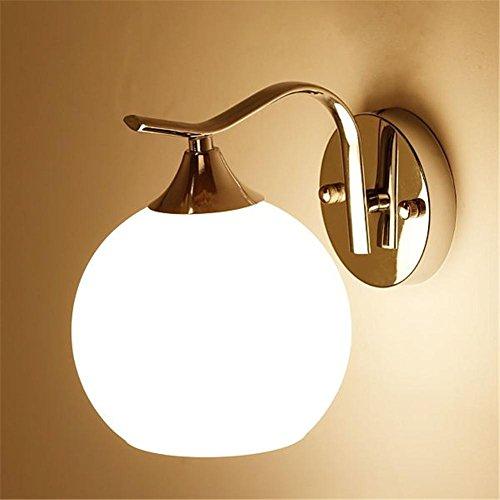 Applique Moderne Simple LED Lampe de Chevet Creative Chambre Salon Restaurant Salle D'étude Escalier Allée Hôtel Décoration Mur Lumière, L