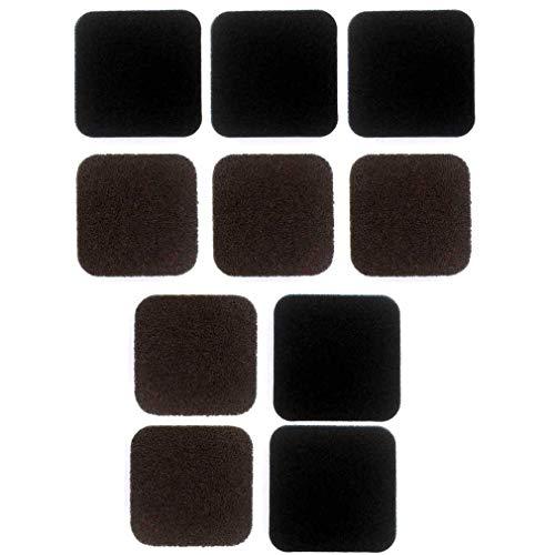 AISEN Pack of 5 Air Filter for 4137-124-1500 4137-124-2800 Stihl FS 80 FS 85 KM 85 FC 75 BG 72 BG 75 FS 74 FS 76 String Trimmer