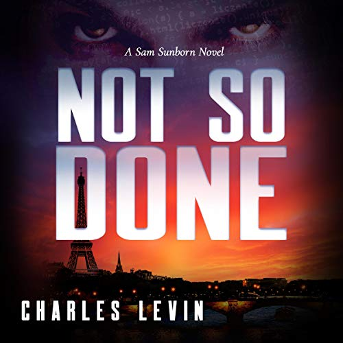 Not So Done Audiobook By Charles Levin cover art