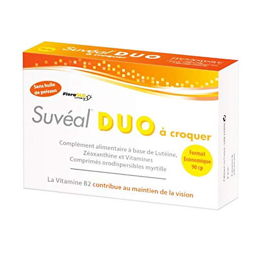Suveal - Duo A Croquer 90 Comprimes Suveal