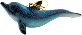 Westman Works Bottlenose Dolphin Christmas Ornament Realistic Tree Decoration, 4 Inches Long